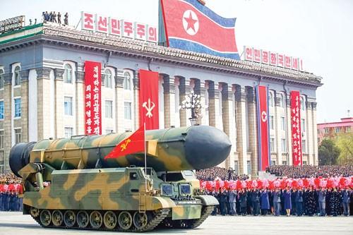 Căng thẳng trên bán đảo Triều Tiên ảnh 1
