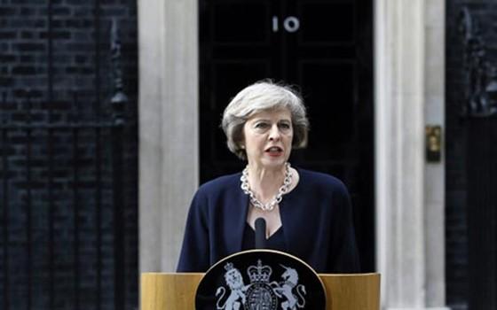 Thủ tướng Anh kêu gọi tổng tuyển cử trước thời hạn ảnh 1