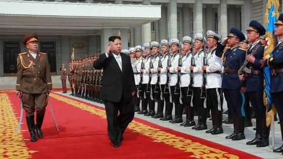 """Triều Tiên """"sẽ thử tên lửa hàng tuần"""" ảnh 1"""