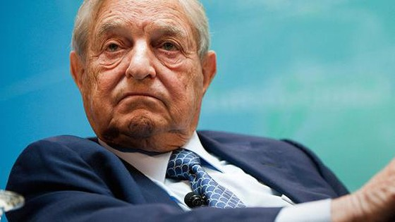 George Soros mất gần 1 tỷ USD ảnh 1