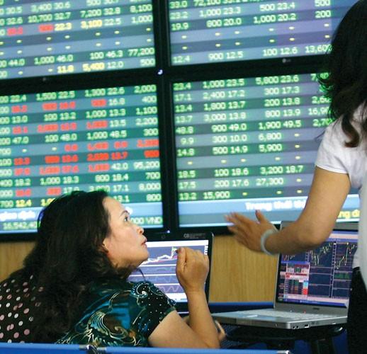 Cẩn trọng cổ phiếu giá thấp ảnh 1