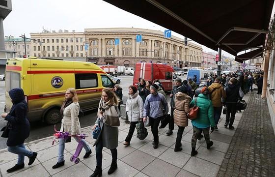 Saint Petersburg nối lại tuyến tàu điện ngầm ảnh 1