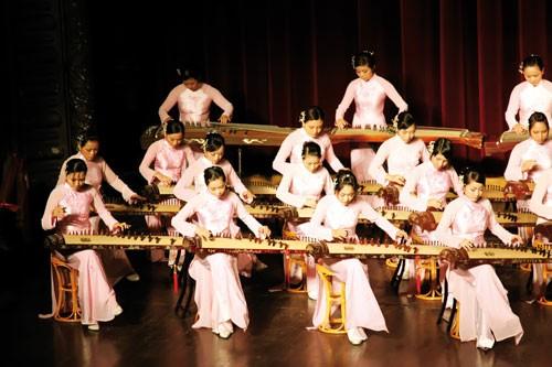 Khơi nguồn dòng chảy âm nhạc dân tộc ảnh 1