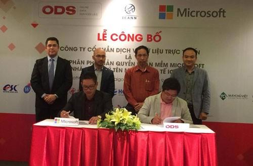 ODS trở thành nhà phân phối phần mềm Microsoft ảnh 1