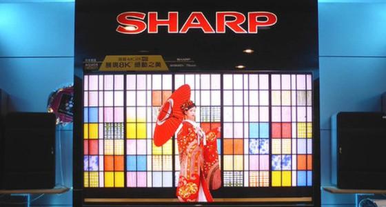 """Thua lỗ kéo dài, Sharp """"bán mình"""" ảnh 1"""
