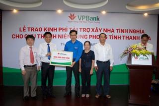 VPBank: 500 triệu đồng xây nhà tình nghĩa ảnh 1
