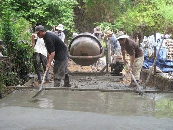 Bình Định: 2.800 tỷ đồng xây dựng nông thôn mới ảnh 1