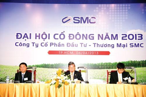 Cổ đông là điểm tựa vững chắc của SMC ảnh 1