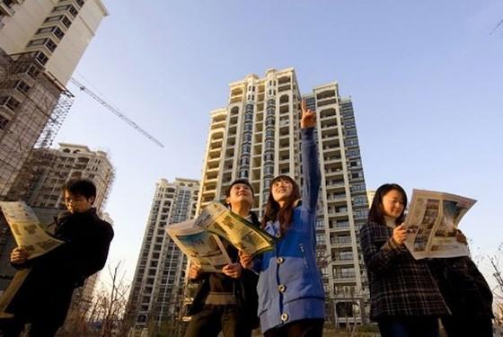 Giá nhà Trung Quốc tiếp tục tăng chậm ảnh 1
