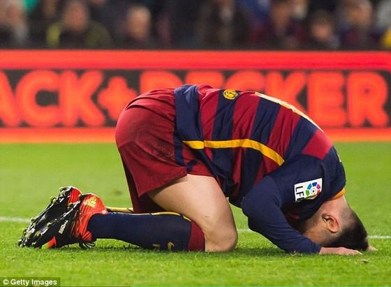 Barca 2- 2 Deportivo: Không thể hiểu chuyện gì xảy ra! ảnh 1