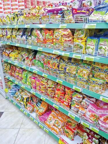 Sản phẩm Acecook Việt Nam không chứa tinopal ảnh 1