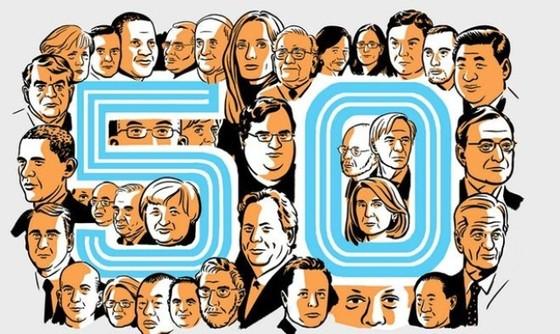 10 nhân vật ảnh hưởng nhất đến kinh tế thế giới ảnh 1