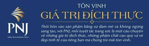 PNJ - 25 năm đồng hành cùng vẻ đẹp phụ nữ Việt ảnh 4