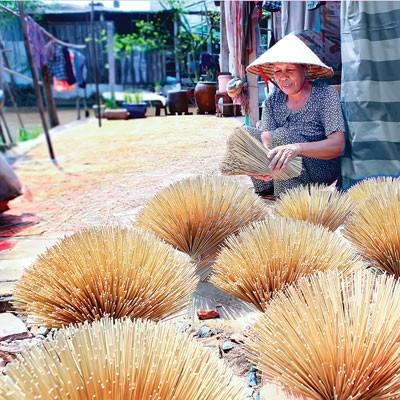 Vực dậy làng đan lọp Thới Long ảnh 9