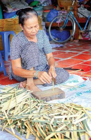 Vực dậy làng đan lọp Thới Long ảnh 4