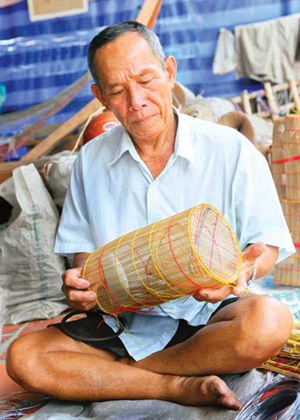 Vực dậy làng đan lọp Thới Long ảnh 3
