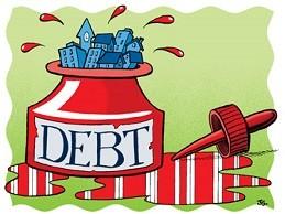 Nợ công các nước phát triển vượt 100% GDP ảnh 1