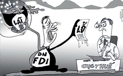 """Doanh nghiệp FDI vẫn khai lỗ """"khủng"""" ảnh 1"""