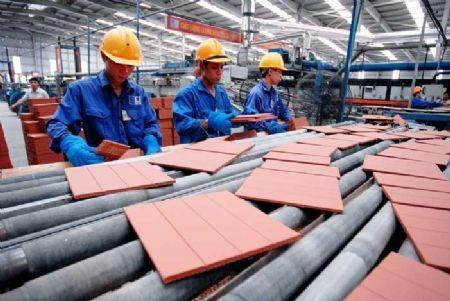 Tiêu thụ vật liệu xây dựng tăng trở lại ảnh 1