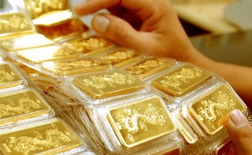 Giá vàng giảm nhẹ ảnh 1