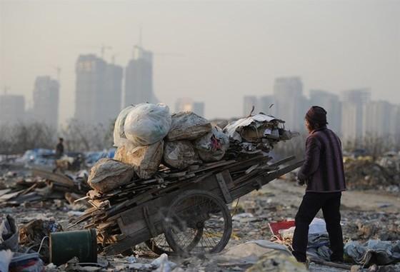 An ninh lương thực Trung Quốc bị đe dọa ảnh 1