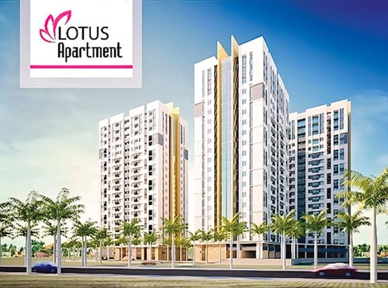 Lotus Apartment ảnh 1
