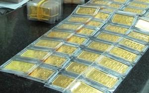 Sáng 17-6: Vàng giảm 120.000 đồng/lượng ảnh 1