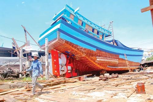 Hỗ trợ đánh bắt xa bờ: Ưu đãi ngư dân hiện đại tàu cá ảnh 1