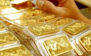 Đầu tuần, giá vàng tăng nhẹ 50.000 đồng/lượng ảnh 1