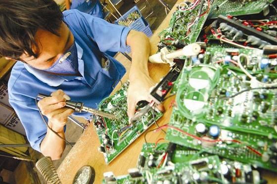 Đâu rồi DN điện tử Việt Nam? ảnh 1