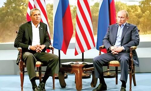 Ám ảnh chiến tranh lạnh (K3): Tương lai khó đoán ảnh 1