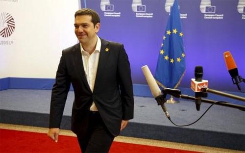 """Châu Âu cho Hy Lạp 48 giờ """"nỗ lực cuối cùng"""" ảnh 1"""
