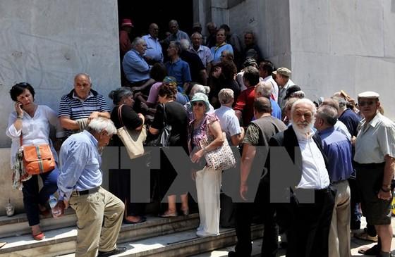 Hy vọng mong manh cuộc khủng hoảng nợ Hy Lạp ảnh 1