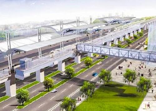 Thẩm định lại tổng mức đầu tư đường sắt Cát Linh-Hà Đông ảnh 1