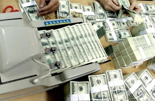 Tỷ giá tự do vượt 22.300 đồng, ngân hàng kịch trần ảnh 1