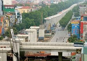 Bảo đảm chất lượng, tiến độ dự án đường sắt đô thị ảnh 1