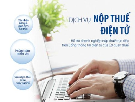 Viet Capital Bank triển khai thu thuế điện tử ảnh 1