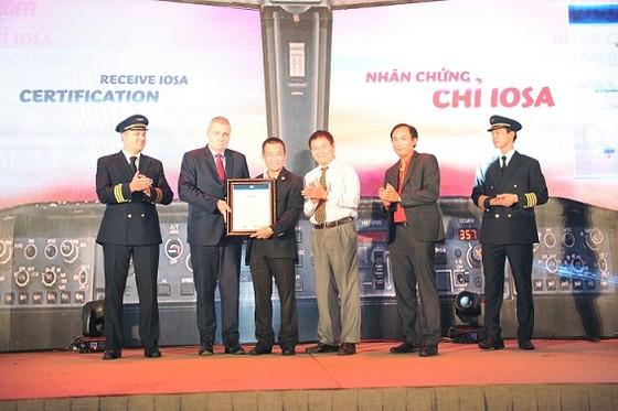 Vietjet đạt chứng nhận IOSA an toàn vận hành quốc tế ảnh 1