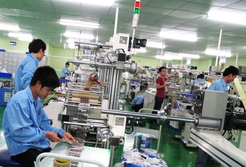 Chỉ số sản xuất công nghiệp tăng 9,9% ảnh 1