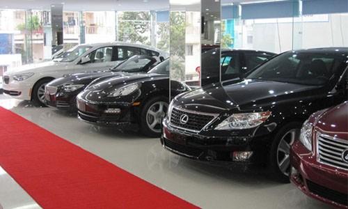 Ôtô nhập khẩu tăng giá mạnh vì tỷ giá ảnh 1