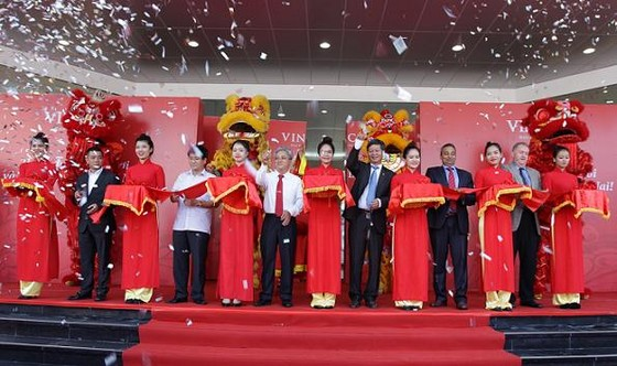 Khai trương TTTM Vincom thứ 10 tại Biên Hòa ảnh 1