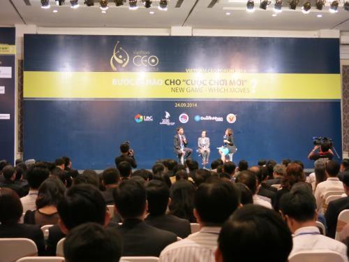1.000 CEO tham dự Vietnam CEO Forum 2015 ảnh 1