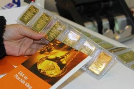 Sáng 15-9: giá vàng tăng ngược chiều thế giới ảnh 1