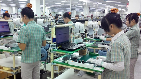 Xuất khẩu điện thoại đã vượt 20 tỉ USD ảnh 1