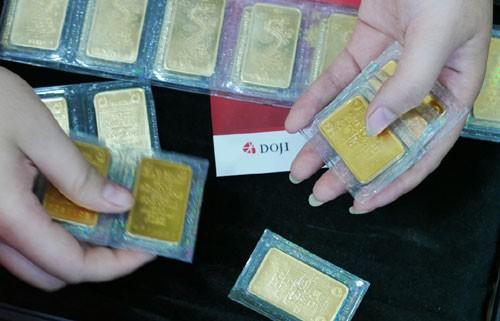 Sáng 18-9: Vàng SJC tăng, đôla yên ắng sau tin từ FED ảnh 1