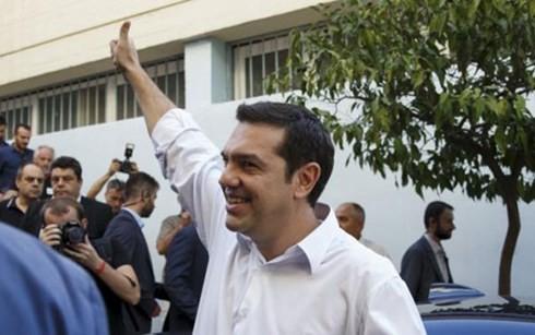 Hy Lạp xúc tiến thành lập chính phủ mới ảnh 1