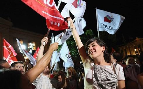 Bầu cử Hy Lạp: Syriza chiến thắng ảnh 1