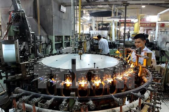Chỉ số sản xuất công nghiệp tăng 10% ảnh 1