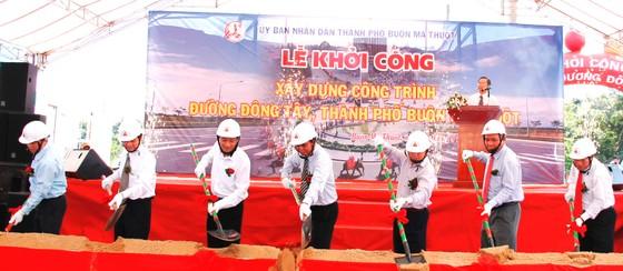 Đắk Lắk: Khởi công tuyến giao thông trọng điểm ảnh 1