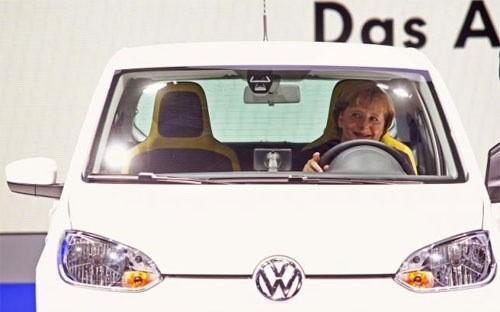 Scandal Volkswagen đe dọa cả kinh tế Đức ảnh 1